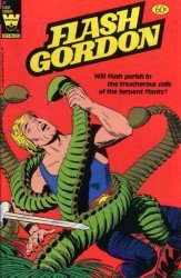 Whitman's Flash Gordon Issue # 37