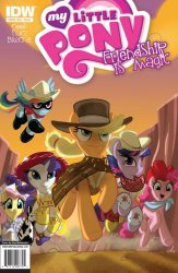 IDW Publishing's My Little Pony: Friendship is Magic Issue # 25c