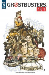IDW Publishing's Ghostbusters 101 Issue # 5b