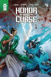 Mad Cave Studios's Honor and Curse Issue # 6