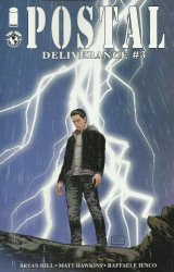 Top Cow's Postal: Deliverance Issue # 3