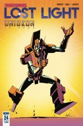 IDW Publishing's Transformers: Lost Light Issue # 24b