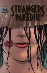 Abstract Studios's Strangers in Paradise Issue # 13b