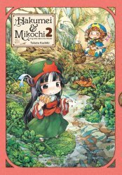Yen Press's Hakumei & Mikochi: Tiny Little Life In The Woods Soft Cover # 2
