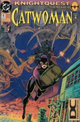 DC Comics's Catwoman Issue # 6b