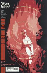 DC Comics's Cave Carson Has A Cybernetic Eye Issue # 12b
