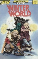 Eclipse Comics's Winterworld Issue # 3