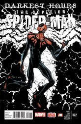 Marvel Comics's The Superior Spider-Man Issue # 22