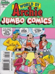 Archie Comics Group's World of Archie: Double Digest Magazine Issue # 78