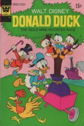 Gold Key's Donald Duck Issue # 145whitman