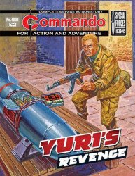 D.C. Thomson & Co.'s Commando: For Action and Adventure Issue # 4981