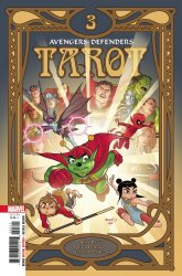 Marvel Comics's Tarot Issue # 3