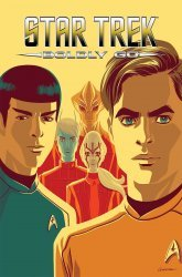 IDW Publishing's Star Trek: Boldly Go TPB # 2