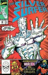 Marvel Comics's Silver Surfer Issue # 36