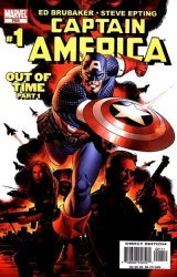 Marvel Comics's Captain America Issue # 1