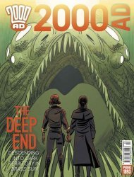 Rebellion's 2000 AD Issue # 1893