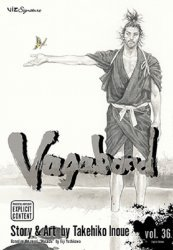 Viz Media's Vagabond Soft Cover # 36