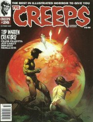 Warrant Publishing's The Creeps Issue # 26