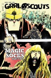 Image Comics's Grrl Scouts: Magic Socks Issue # 6c