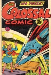 K.G. Murray Publishers's Colossal Comic Issue # 49