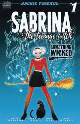 Archie Comics Group's Sabrina the Teenage Witch: Something Wicked Issue # 1-2nd print