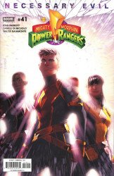 BOOM! Studios's Mighty Morphin Power Rangers Issue # 41