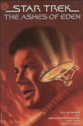 DC Comics's Star Trek: The Ashes Of Eden Soft Cover # 1