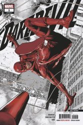 Marvel Comics's Daredevil Issue # 1 - 3rd print