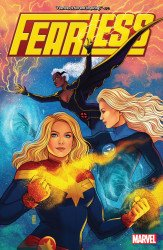 Marvel Comics's Fearless TPB # 1
