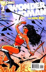 DC Comics's Wonder Woman Issue # 1