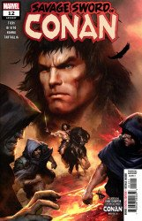 Marvel Comics's Savage Sword Of Conan Issue # 12