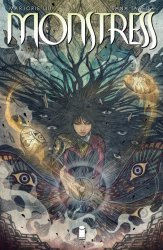 Image Comics's Monstress Issue # 18