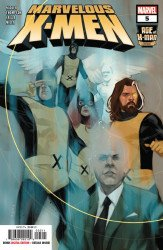 Marvel Comics's Age of X-Man: Marvelous X-Men Issue # 5