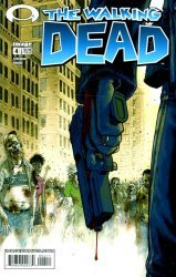 Image's The Walking Dead Issue # 4
