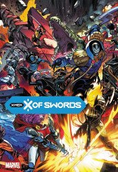 Marvel Comics's X-Men: X of Swords Hard Cover # 1