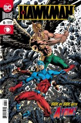 DC Comics's Hawkman Issue # 6