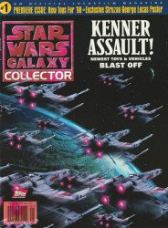 Topps Comics's Star Wars Galaxy Collector Issue # 1
