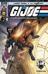 IDW Publishing's G.I. Joe: A Real American Hero Issue # 201occ