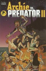 Archie Comics Group's Archie vs Predator 2 Issue # 2c