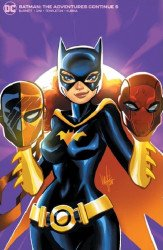 DC Comics's Batman: The Adventures Continue Issue # 5scotts-b