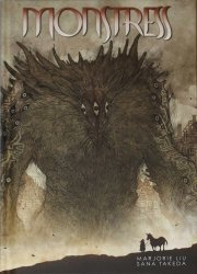 Image Comics's Monstress Hard Cover # 1