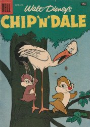 Dell Publishing Co.'s Chip 'n' Dale Issue # 14b