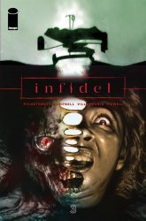 Image Comics's Infidel Issue # 3