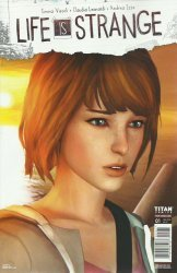 Titan Comics's Life Is Strange Issue # 1c