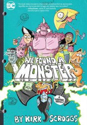 DC Comics's We Found A Monster  TPB # 1