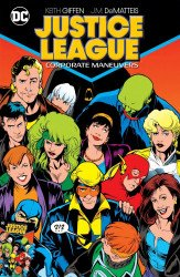 DC Comics's Justice League Quarterly TPB # 1