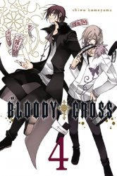 Yen Press's Bloody Cross TPB # 4