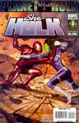 Marvel Comics's She-Hulk Issue # 18