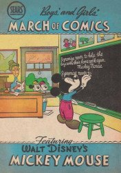 Western Printing Co.'s March of Comics Issue # 74b