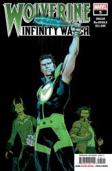 Marvel Comics's Wolverine: Infinity Watch Issue # 5